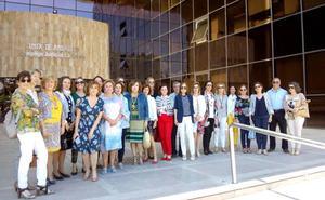 Más de 40 secretarios judiciales de Granada exigen mejoras organizativas y salariales