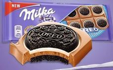 El deliciso nuevo Milka encanta a los fans del chocolate: galletas Oreo enteras