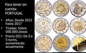 Si tienes estas monedas de 2 euros guárdalas: van a valer un 'pastizal'