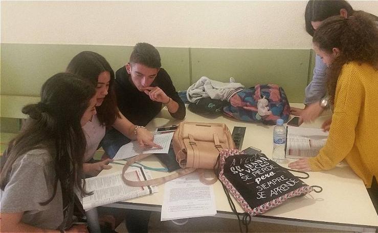 3.328 alumnos se examinan de las pruebas de Selectividad