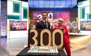 Las redes sociales 'trolean' a Javier Cárdenas en el programa 300 de 'Hora Punta'
