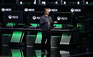 Microsoft prepara una nueva consola