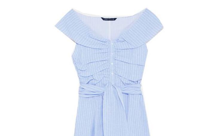 Así es el vestido de 40 euros de Zara de Kate Middleton