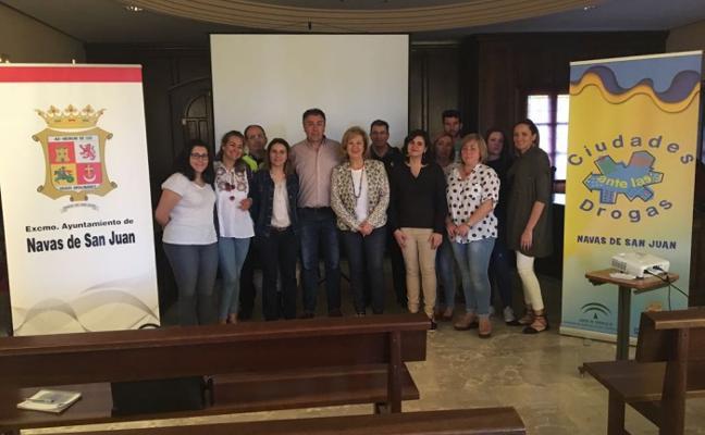19 municipios se unieron a la lucha contra las drogas con la ayuda de la Junta