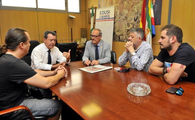 Compromiso para favorecer la música en directo en los locales de ocio de Linares