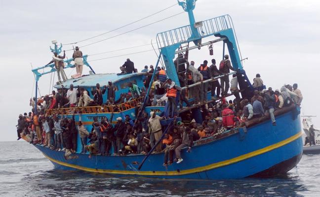 El drama de los refugiados: los otros 'Aquarius' y los náufragos incómodos