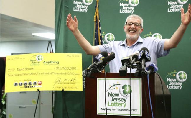 La increíble historia del hombre ahorrador que ha ganado 267 millones de euros a la lotería