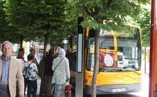 Hoy sube el billete de autobús