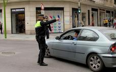 Siete positivos en alcohol y seis en drogas en la última campaña realizada a conductores en Jaén
