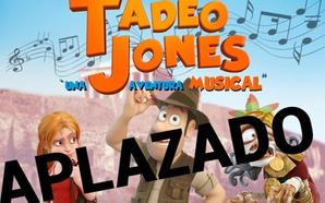 Aplazado hasta enero el musical de Tadeo Jones en Jaén