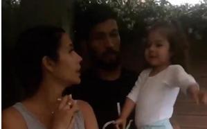 El grito de la hija de Tamara Gorro que se ha hecho viral: «¡Respétame!»