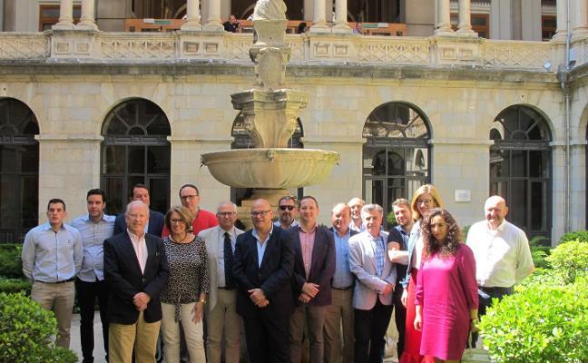 Los 'Jaén Selección', visibles en la gala donde se eligen los 50 mejores restaurantes