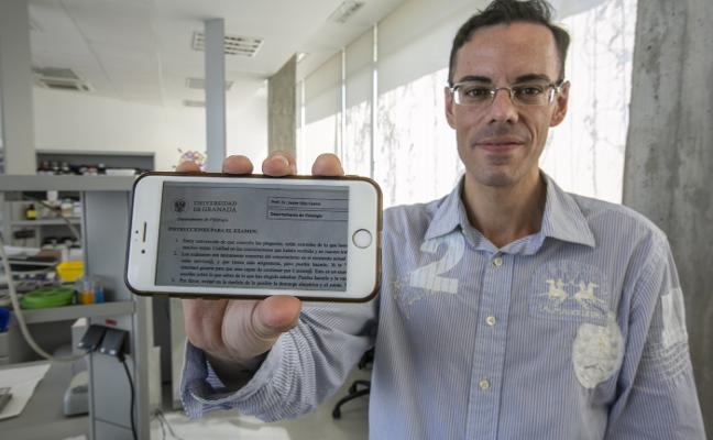 El profesor de la Universidad de Granada que imparte lecciones de vida
