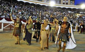 Las Fiestas de Cástulo superan las expectativas con 35.000 asistentes