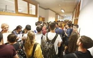 La Junta pide un informe sobre el error en Selectividad y las universidades aseguran que no provocó incidencias