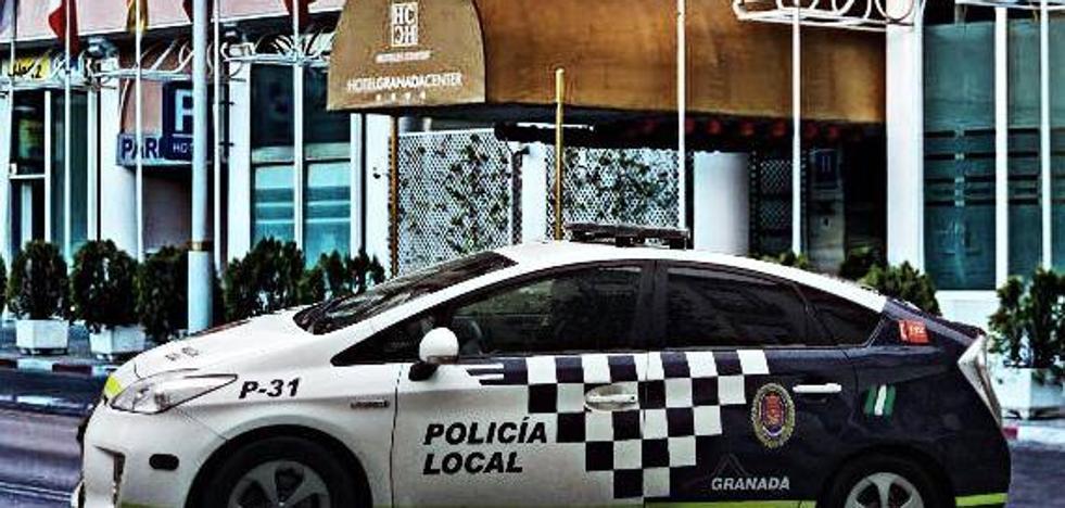 Desarticulada una banda que robaba a turistas en hoteles de Granada