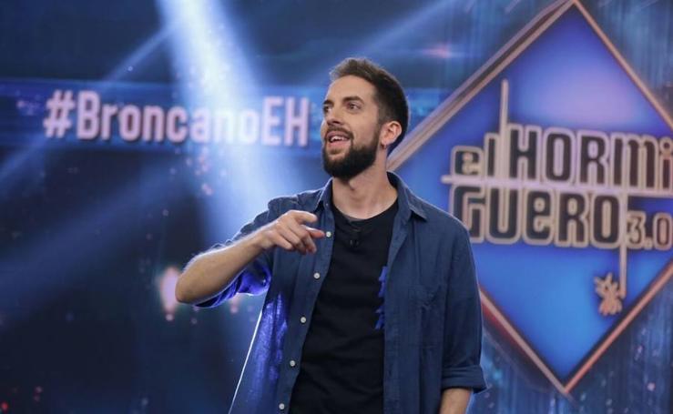 David Broncano revoluciona las redes en su visita a 'El Hormiguero'