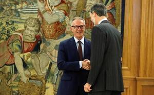 La Junta confía en que completar el traslado del legado de Lorca a Granada es «cuestión de días», con Guirao como «aliado»