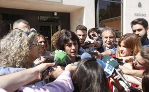 Juana Rivas: «Soy inocente y se va a demostrar muy pronto»