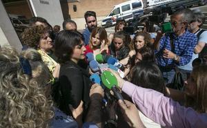 Juana Rivas niega que la renuncia de su defensa sea una estrategia