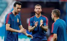 Sergio Ramos: «Esto parece un tanatorio»