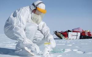 La contaminación llega a los rincones más recónditos de la Antártida