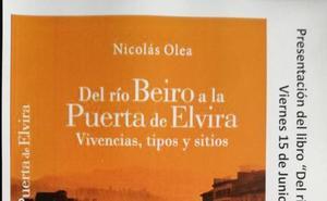 Presentación del libro 'Del río Beiro a la Puerta de Elvira'