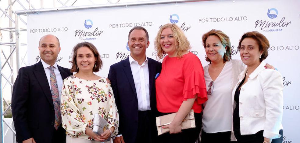 Grupo Abades celebra con una fiesta de 300 invitados su desembarco en Playa Granada