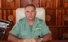 El general Marcos Llago toma el mando de la Brigada de La Legión, hoy en 'Álvarez de Sotomayor'