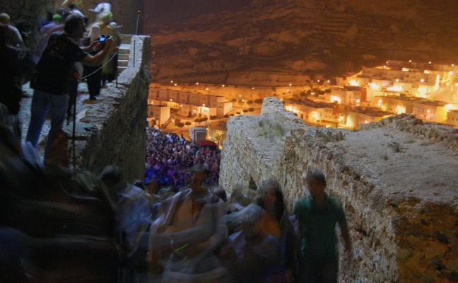 La Alcazaba revive en las noches de verano y programa quedadas ocultas