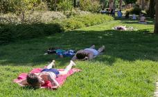 Granada se quita el sayo: importantes subidas de temperaturas este fin de semana