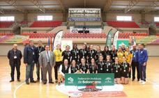 Premio al Mérito Deportivo para el Club Balonmano Roquetas