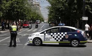 El 80% de la plantilla de Granada de la Agencia de dependencia secunda los paros de este viernes