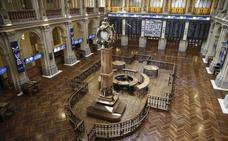 Los bancos desploman al Ibex que se deja un 1,07% en la sesión