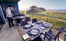 Cinco terrazas con vistas de granada para disfrutar del verano