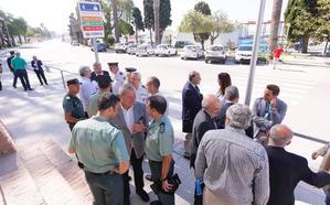 Motril afronta la 'Operación paso del Estrecho' con un ferry tres veces más pequeño para la línea de Melilla