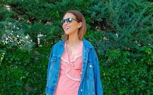 Paula Echevarría más Disney que nunca gracias a esta «Bella» chaqueta
