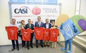 CASI Tomate Popular Running se estrenará con 1.000 corredores