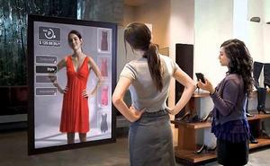 El yo virtual que te dice cómo te queda la ropa sin tener que ponértela
