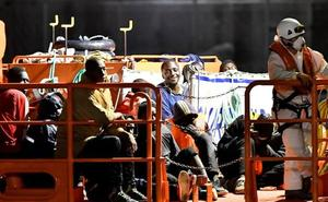 La Costa de Almería 'recibe' hoy a 53 inmigrantes