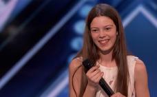 La actuación que conquista al mundo: la niña que emociona con la voz de Janis Joplin