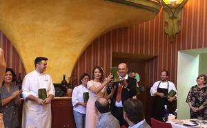 Prestigiosos chefs elaboran el menú del restaurante de la Escuela 'Hacienda La Laguna'