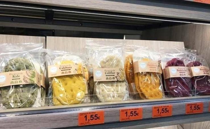 El desconcertante pan con sabores que llega a Mercadona