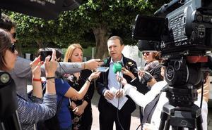 «Soy el más temido por el PP, los almerienses ya me vieron en 2015 alcalde»