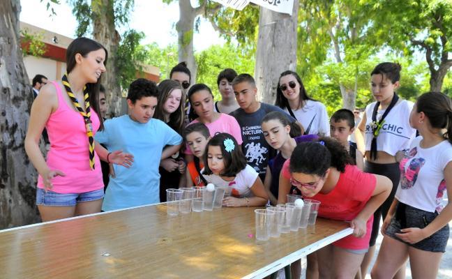 Finaliza la XI Feria Scout del grupo 'El Buen Pastor'