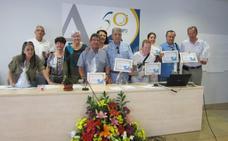 Los 4.300 socios de Aprompsi homenajean a sus 156 voluntarios