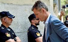 Urdangarin ingresa en la cárcel de Ávila