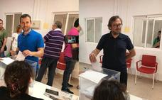 Los socialistas de Jaén deciden entre Millán y Sánchez