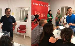 Julio Millán gana las primarias y será el candidato del PSOE a la alcaldía de Jaén