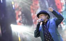 Sabina se queda «mudo» a mitad de un concierto en Madrid y abandona el escenario